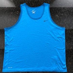 Men's XXL Nike Dri-Fit tank top